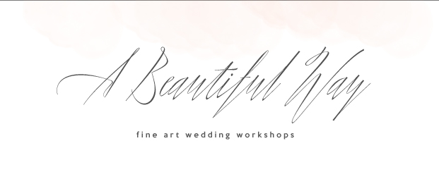 Fine Art Wedding Photography Workshops logo